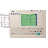 Nihon Kohden 9020 Interpretive EKG Machine For Dogs & Cats