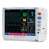 Fukuda Denshi Dynascope 7000 Patient Monitor System