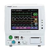 Fukuda Denshi Dynascope 7100 Portable Bedside Monitor System