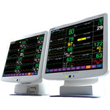 Fukuda Denshi Dynascope 7700 Patient Monitor