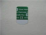 GE 9623-810P Medical Silver Mactrode Plus Electrode