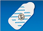 McKesson 87-490 Medi-Pak Performance Resting ECG and Echo Sound Foam Electrodes