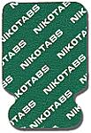 Nikomed 0515 Nikotab ECG Electrodes 23 x 34mm