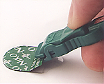 Nikomed 0615 Nikotab ECG Electrodes