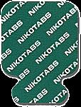 Nikomed 0715 Nikotab ECG Electrodes 26 x 34mm