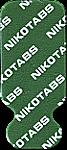 Nikomed 0815 Nikotab ECG Electrodes 13 x 34mm