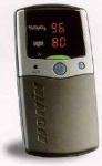 Nonin 2500 Palm SAT Digital Pulse Oximeter