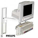 HP/Philips Viridia 24/26 Patient Monitor (Used and Refurbished)