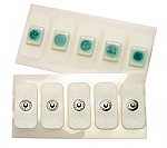 Philips 13944B snap style wet gel foam resting electrode 300/cs