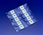Philips 40420A snap style pre gelled foam electrode 100/cs