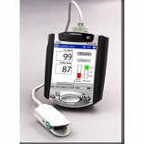 QRS OxiCard CF Pulse Oximeter (recording)