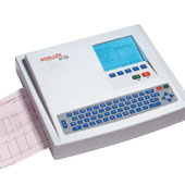 Schiller AT-102 EKG Machine