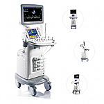 SonoScape S20 Color Doppler Trolley Ultrasound System