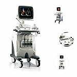 SonoScape SSI-8000 Color Doppler Trolley Ultrasound System