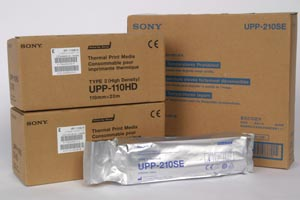 COVIDIEN/MEDICAL SUPPLIES SONY BLACK & WHITE MEDICAL IMAGING MEDIA