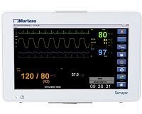 Burdick Mortara Surveyor S12 Patient Monitor