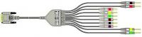 Nihon Kohden BA-903D ECG Patient Cable