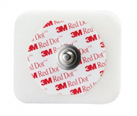 3M 2560 Red Dot ECG Electrodes