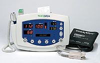 Welch Allyn 300 Series Vital Signs Monitor