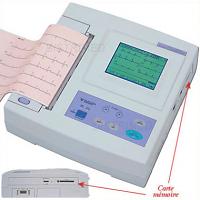 Fukuda Denshi CardiMax FX-7402 ECG / EKG Machine