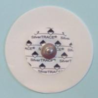 GE SilverTrace Holter/Stress Testing Foam Electrodes
