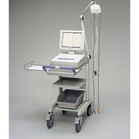 Nihon Kohden 1550R Cardiofax V Interpretive Resting ECG / EKG Machine