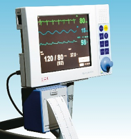 Schiller Nightingale PPM2 Patient Monitor