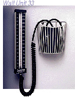 Baumanometer Wall Blood Pressure Unit