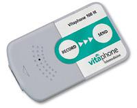 Vitaphone Tele-ECG Card 100 IR