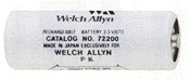 WelchAllyn Rechargeable 3.5v Battery Black