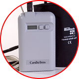 CardioTens - ECG event recorder and ABPM multifunctional monitor