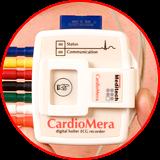 Meditech CardioMera ECG Holter monitor system