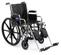 MEDLINE Excel 2000 Wheelchairs
