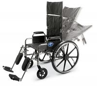 MEDLINE Reclining Wheelchairs