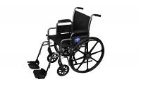 MEDLINE K3 Basic Lightweight Wheelchairs