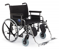 MEDLINE Gendron Shuttle Extra-Wide Wheelchairs