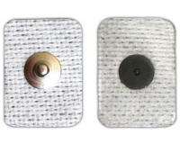Lead-Lok CS6-2 Soild Gel ECG Electrodes