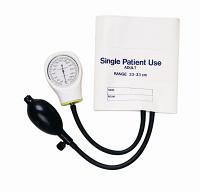 Single-Patient Use Sphygmomanometers