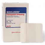 "Bioclusive Transparent  4"" x 5"" (Cat. No. JJ-2460)"
