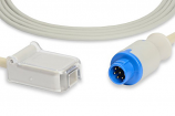 Mennen 8 pin round connector SpO2 Adapter Cable