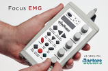 TeleEMG FOCUS PC Based EMG Machine