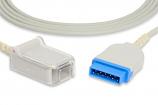 GE Nellcor Compatible SpO2 Adapter Cable 2006644-001