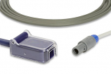 Biolight 8-Pin Oximax SpO2 Adapter Cable