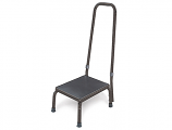 Hausmann Model 2030, 2032 Foot Stools with Safety Handrail
