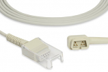 Criticare Compatible 518DD SpO2 Adapter Cable