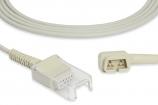 Criticare Compatible 518DD SpO2 Adapter Cable