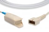 Nellcor Compatible SpO2 Sensor and clips