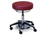 "Hausmann Model 2154 ""Dual"" Foot & Hand Operated Stool"