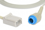 Mindray 12 pin Compatible SpO2 Adapter Cable 0010-30-42737