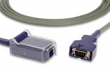 Nellcor® Oximax DOC-10 SpO2 Adapter Cable
